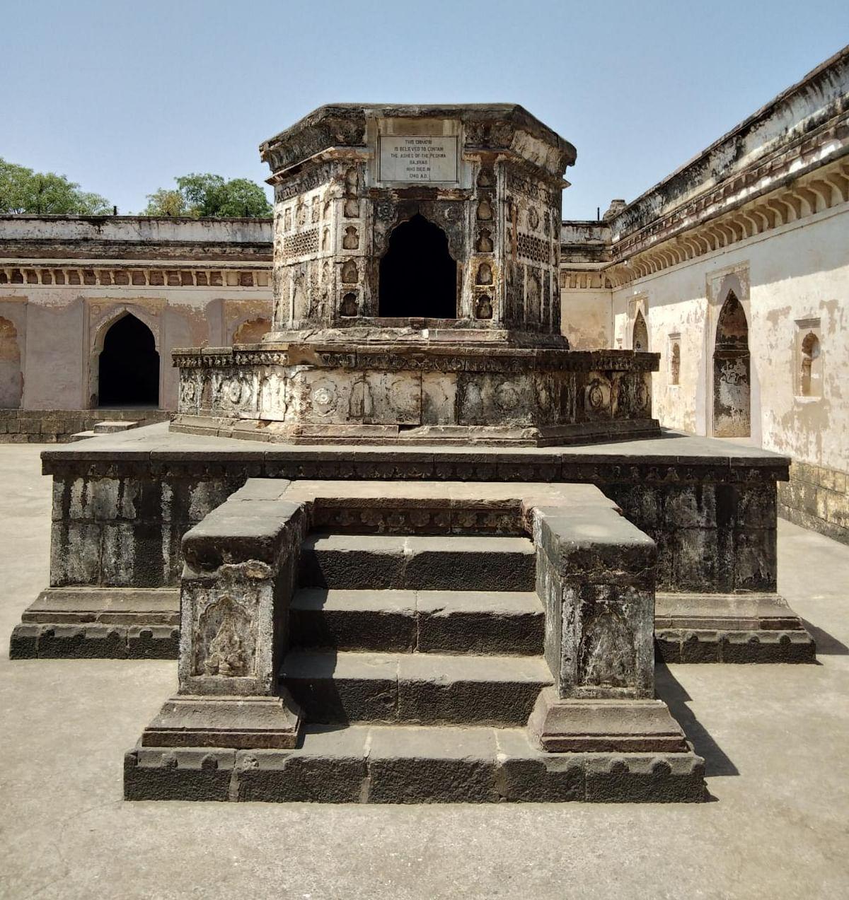 Samadhi of Bajirao I