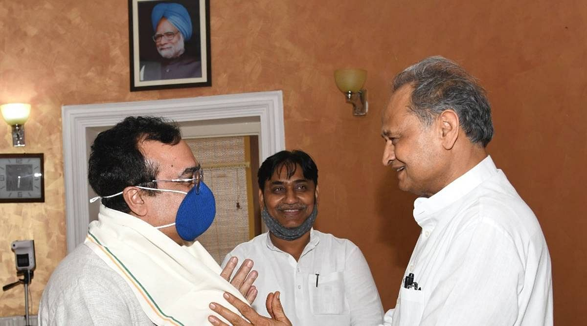 Rajasthan: Talk of political appointments in Congress heats up again with Maken's Jaipur visit