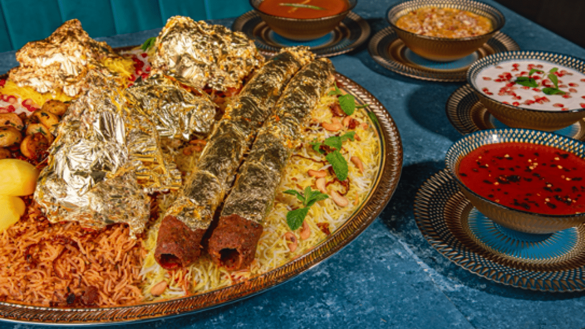 Dubai diner is selling world's most expensive biryani, guess what's the secret ingredient