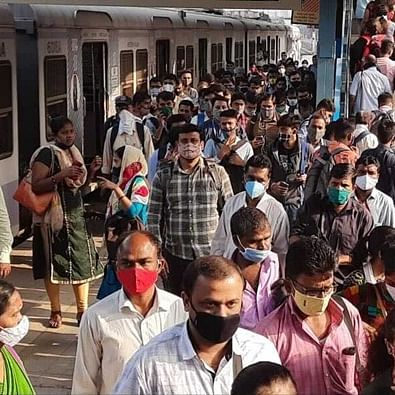 Mumbai: Local train services resume for general public after more than 10 months