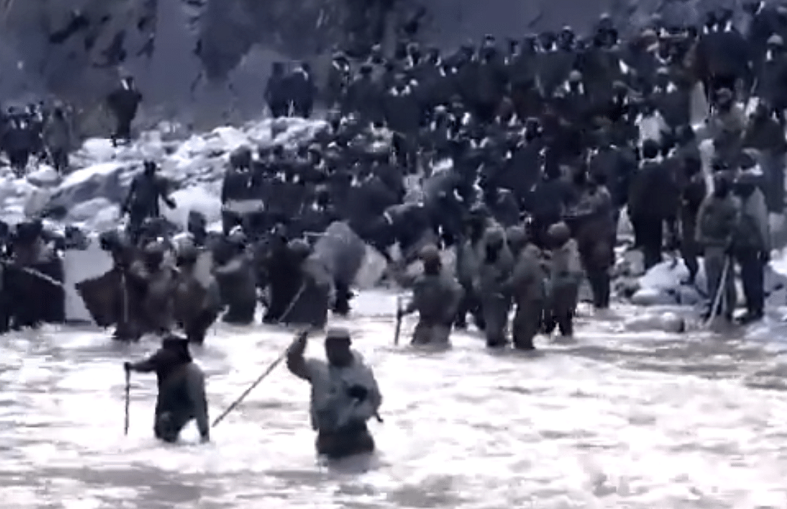 Watch: After acknowledging its casualties in Galwan clash, China releases video showing confrontation with Indian troops