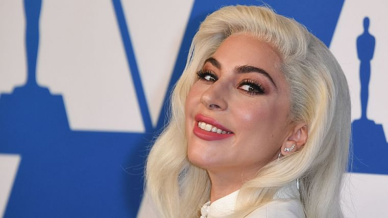Lady Gaga sings with joy after reuniting with her two dogs