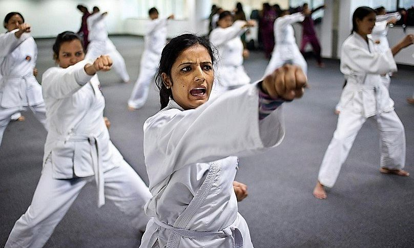 Madhya Pradesh government to train 22,000 girls in martial arts for self-defence