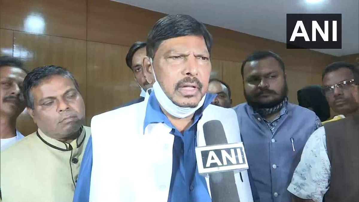 Rahul Gandhi should marry a Dalit girl: Ramdas Athawale on Congress leader's 'hum do hamare do' jibe