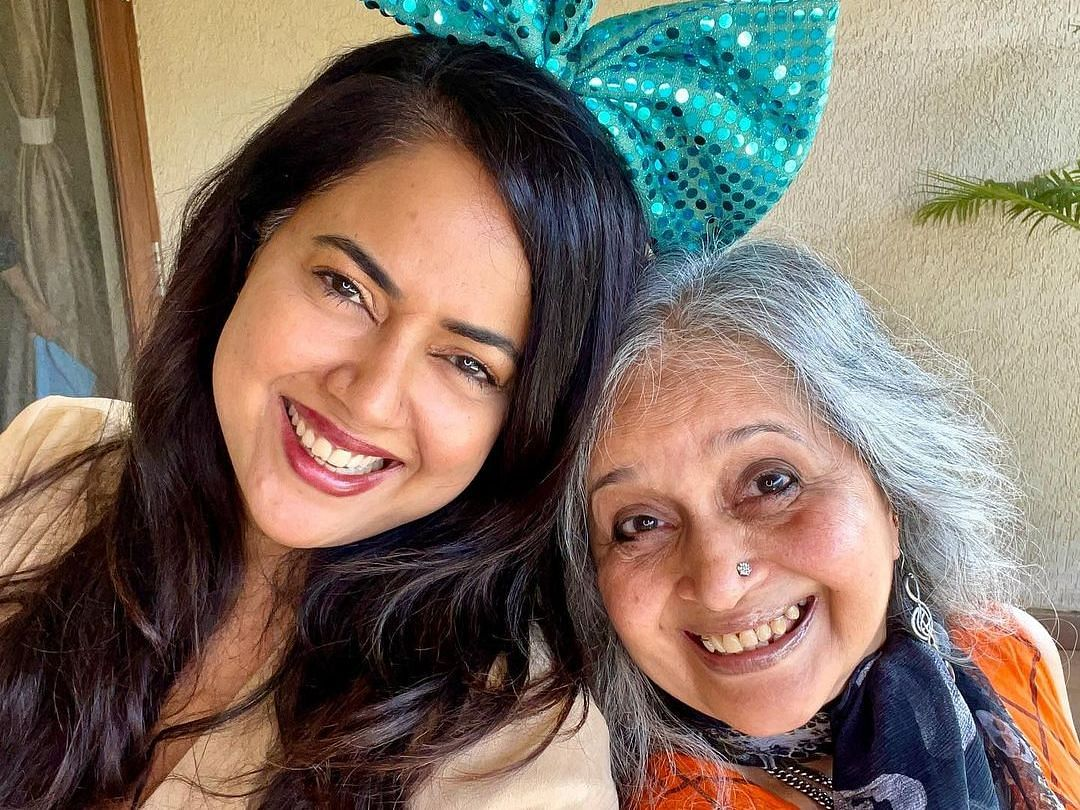 Between my mother-in-law and I, Akshai is now the third wheel: Sameera Reddy
