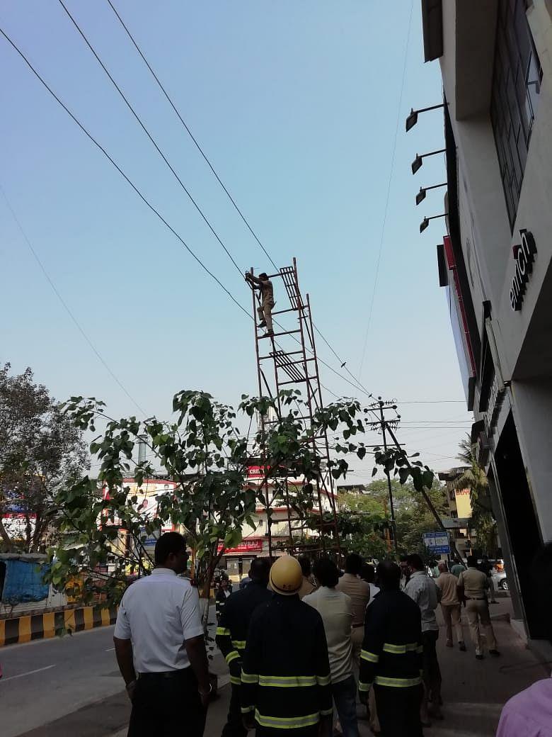 Navi Mumbai: 12-year-old boy electrocuted to death in Airoli