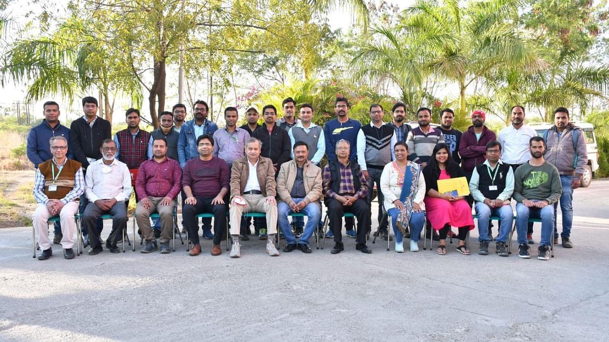 Madhya Pradesh: Training on non-destructive testing application held in Khandwa