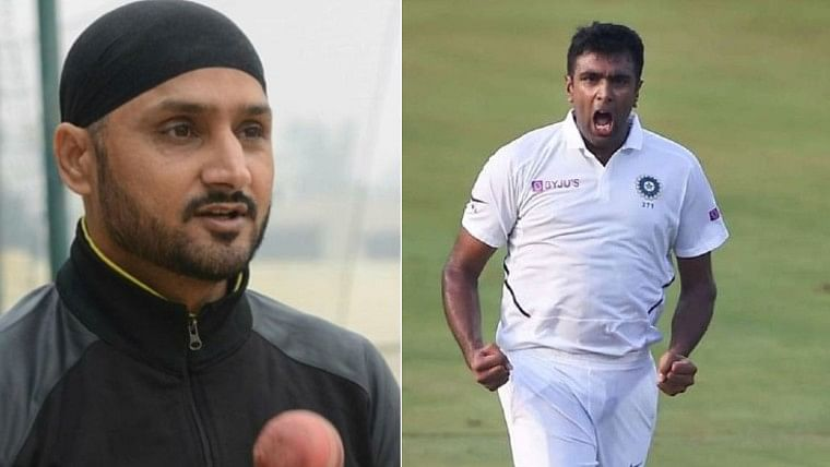 'You are a champion': Harbhajan Singh after Ashwin breaks his record in 2nd Test against England