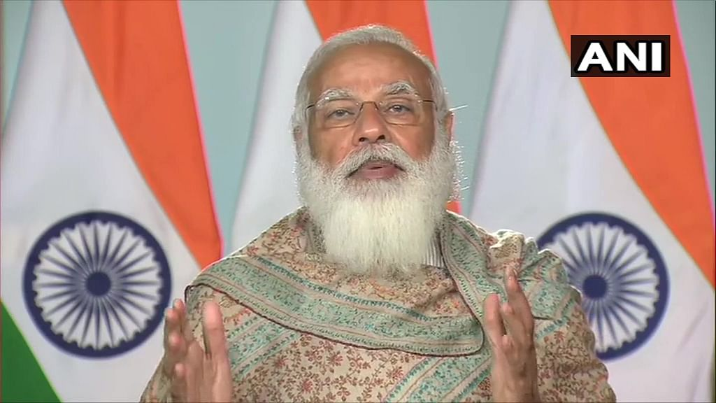 PM Modi inaugurates Khelo India Winter Games, says will make J&K winter sports hub