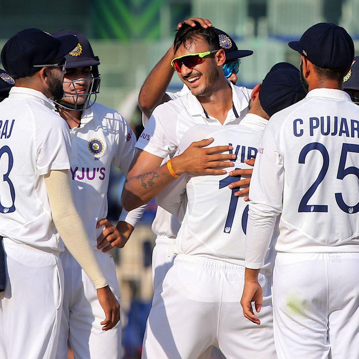 Ind vs Eng, 2nd Test: Axar Patel picks a fifer in his debut Test