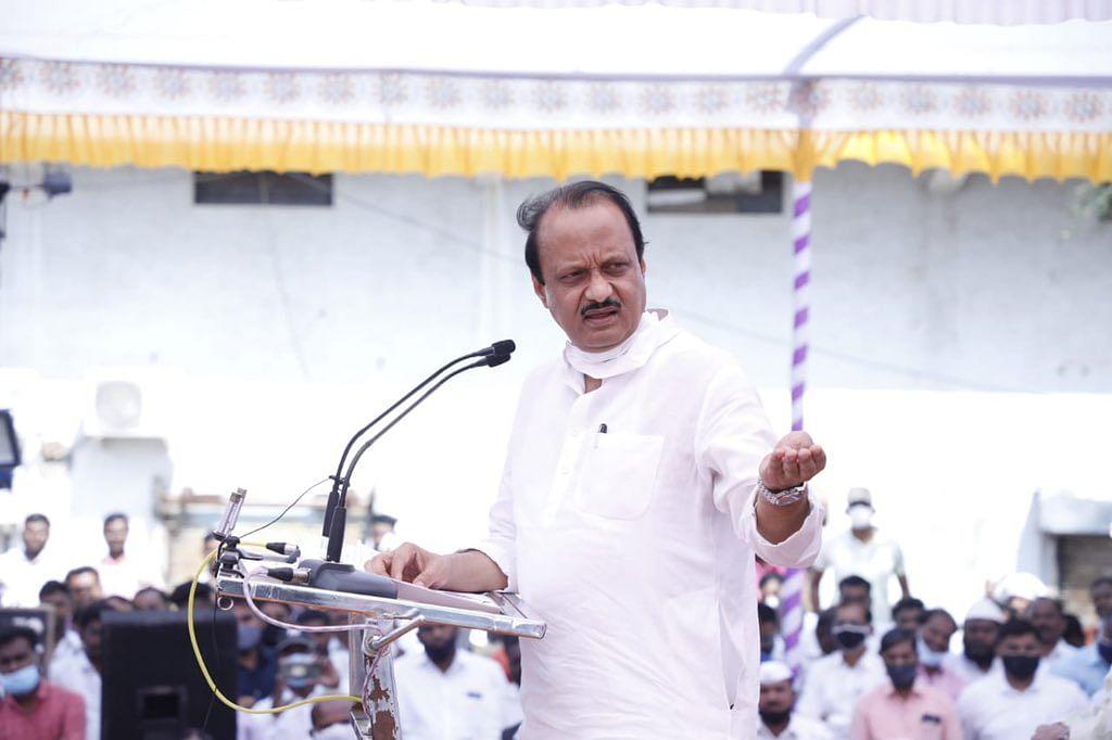 Maharashtra Budget may have shortfall of Rs 1 lakh crore: DCM Ajit Pawar