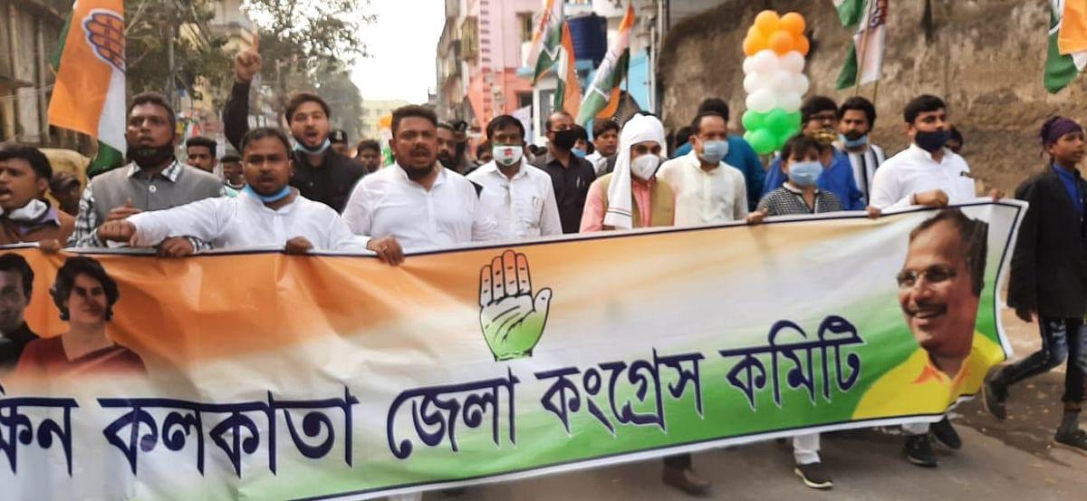 West Bengal: Ahead of polls, war of words continue between BJP and Congress