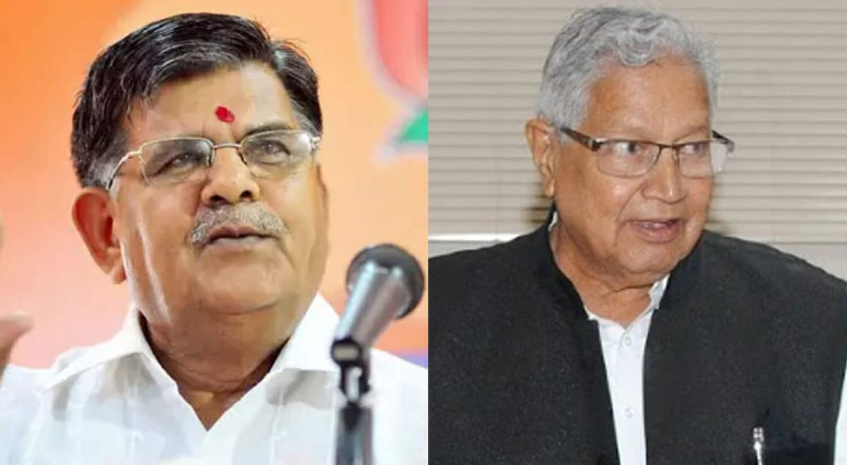 Rift in party? Rajasthan BJP leaders Kailash Meghwal, Gulab Chand Kataria get into war of words during legislature party meet