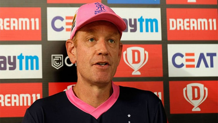 IPL 2021: Andrew McDonald exits Rajasthan Royals as head coach, Trevor Penney appointed as Lead Assistant coach
