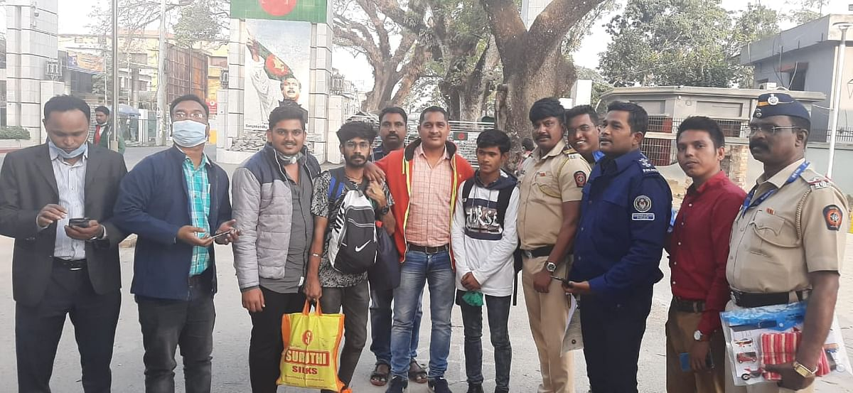 Mumbai: Bangladeshi teenager who accidentally crossed border reunited with family after 11 months