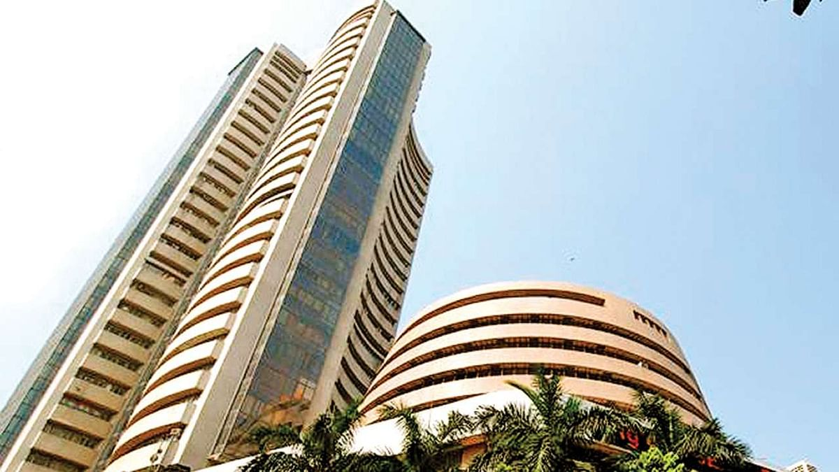 Sensex touches all-time high of 50,687, Nifty 50 near 14,900