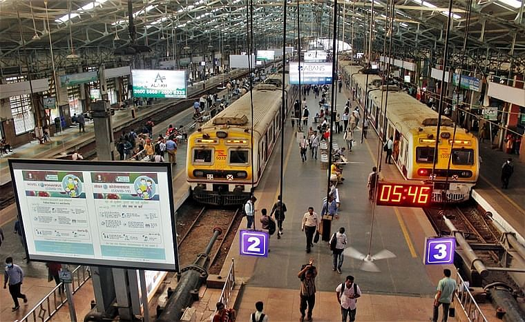 Mumbai: 42% local train commuters back in action; 34 lakh passengers travel on first day of resumption