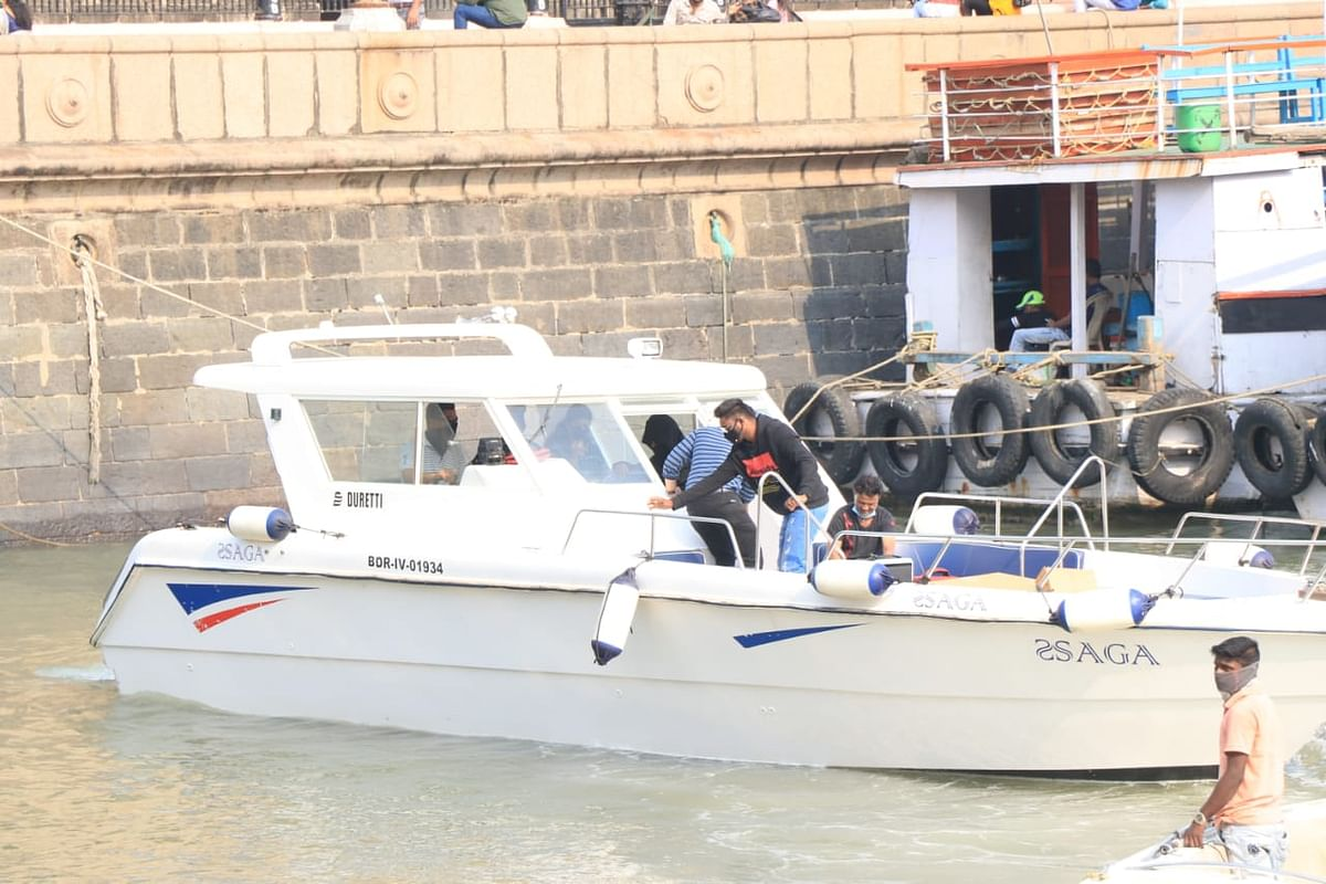 Water taxis and ROPAX ferries to be part of Mumbai's transportation soon, says Union Shipping Minister