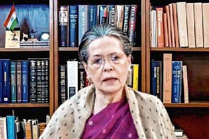 Follow Raj Dharma, reduce fuel prices: Sonia Gandhi writes to PM Modi