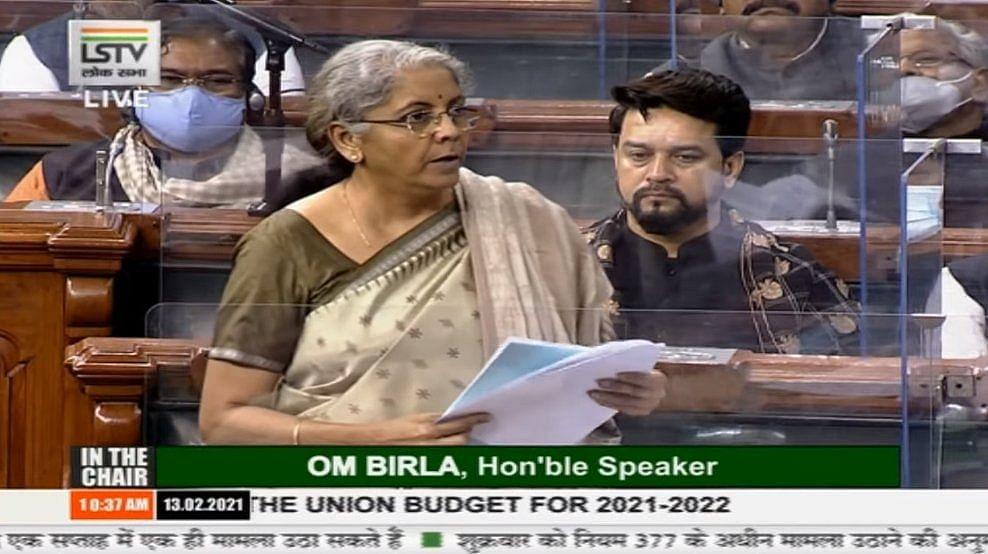 Nirmala Sitharaman attacks Congress, terms Rahul Gandhi as 'doomsday man of India'