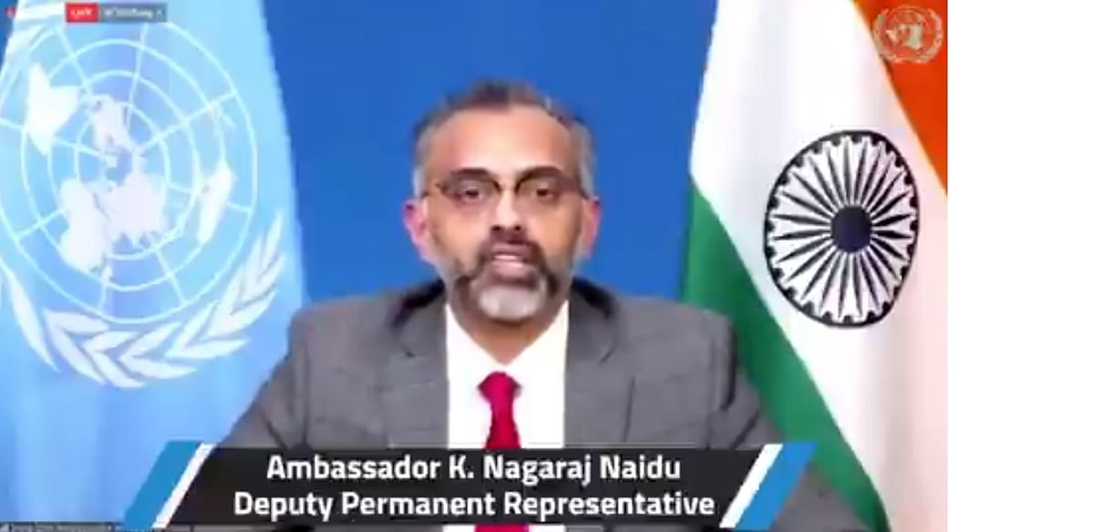 Some states resorting to proxy war by supporting non-state actors, preemptive action a right: India at UN