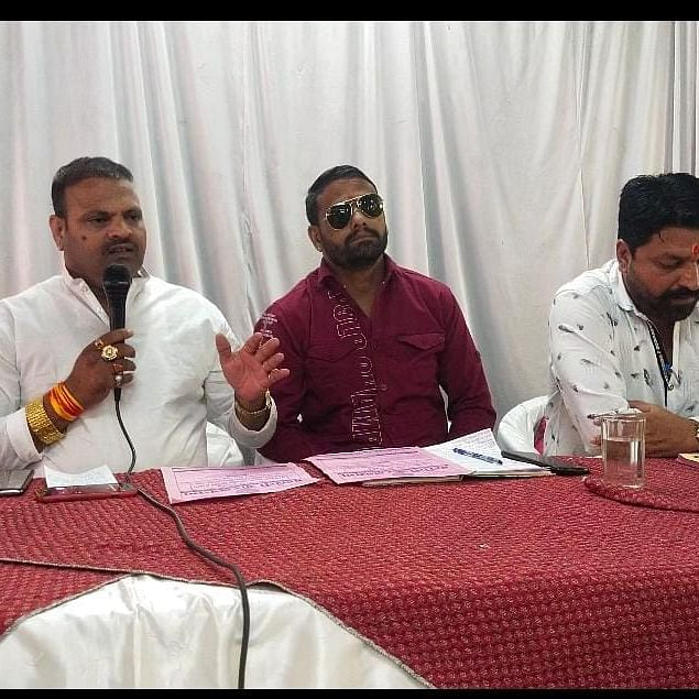 Ujjain: Rajput Karni Sena to stage demonstration against reservation system & Atrocity Act today