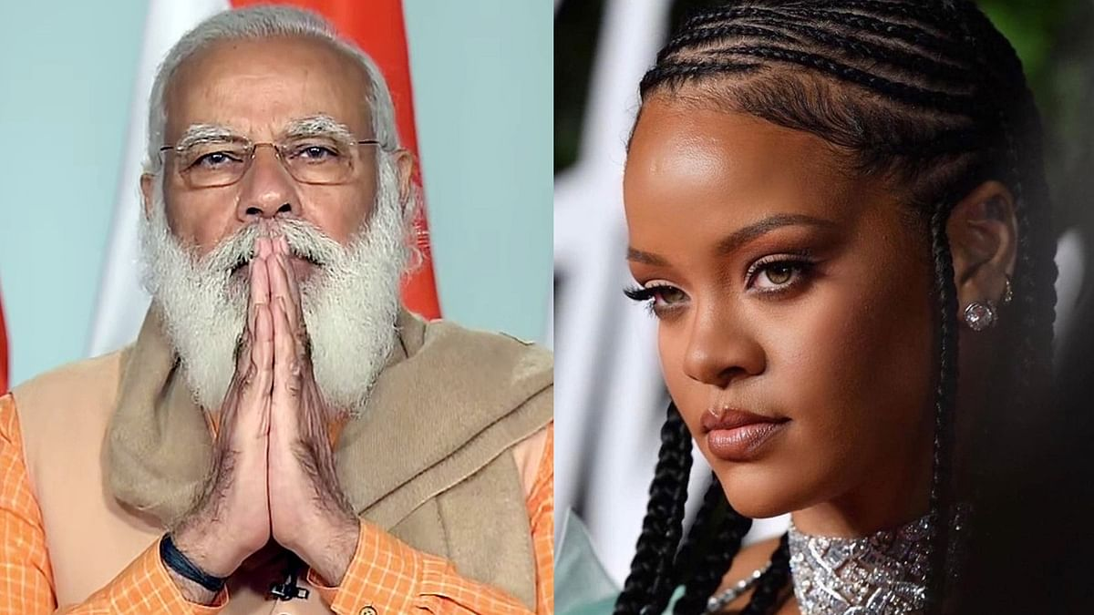 Amid MEA's outburst against Rihanna, PM Modi donates COVID-19 vaccine to her homeland Barbados