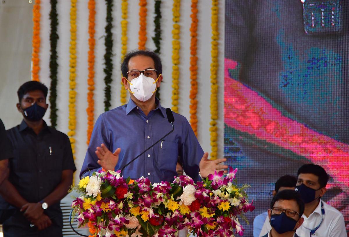 No S-M-S? Brace for lockdown in next 8 days, Maha CM Uddhav Thackeray warns