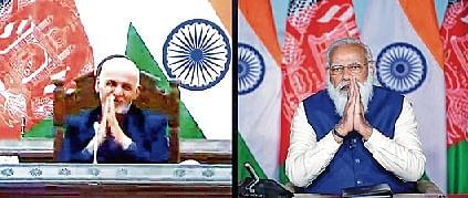 PM Modi expresses concern over increasing violence in Afghanistan