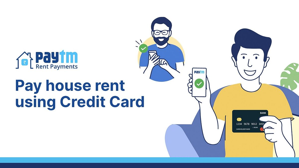 Transfer rent to your landlord via credit cards and get up to Rs 1,000 cashback: Know how Paytm's rent payment feature works