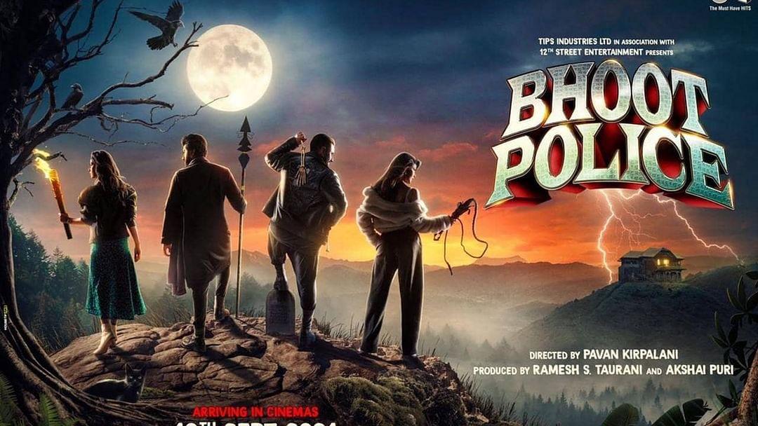 Saif Ali Khan, Arjun Kapoor-starrer 'Bhoot Police' to release in theatres on September 10