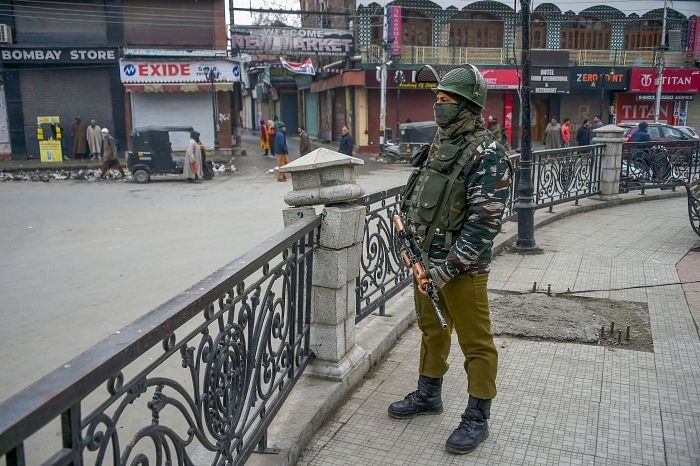 Major tragedy averted in J&K: 7 kg IED recovered, 4 arrested