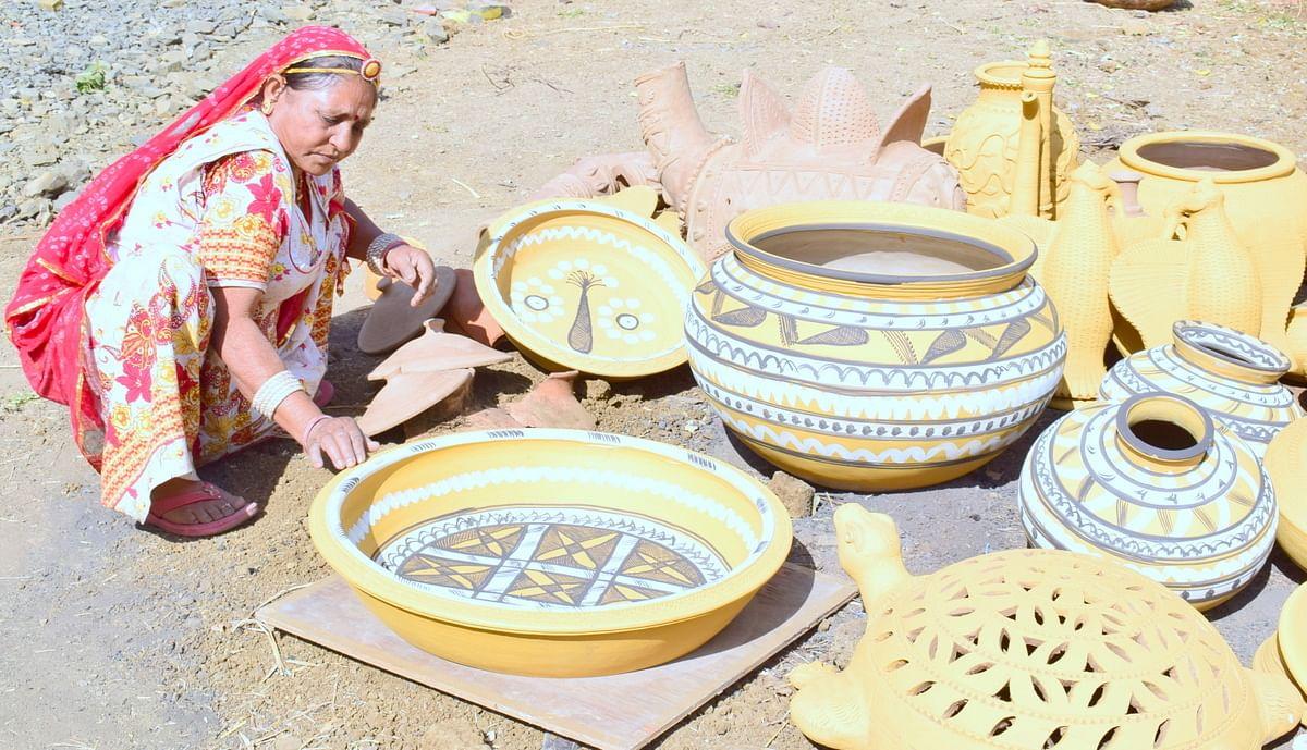 Pokhran pottery