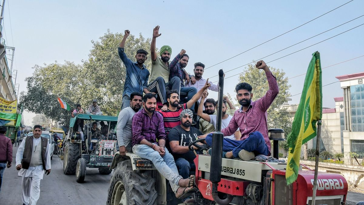 Amid farmers' protest, 9,222 candidates in fray as Punjab civic bodies go to polls on Feb 14