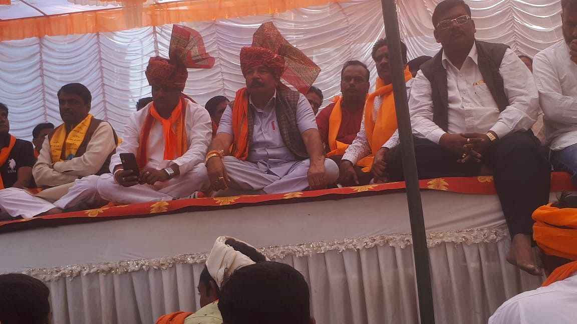 Madhya Pradesh: War of words intensifies between Chauhan and Bhuria, Kalavati need not teach me Constitution, says the former