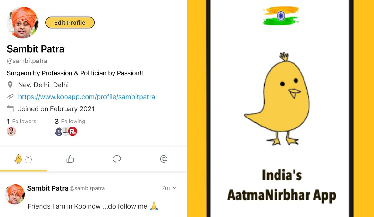 Twitter's desi version Koo goes live: List of politicians, celebs who joined the app