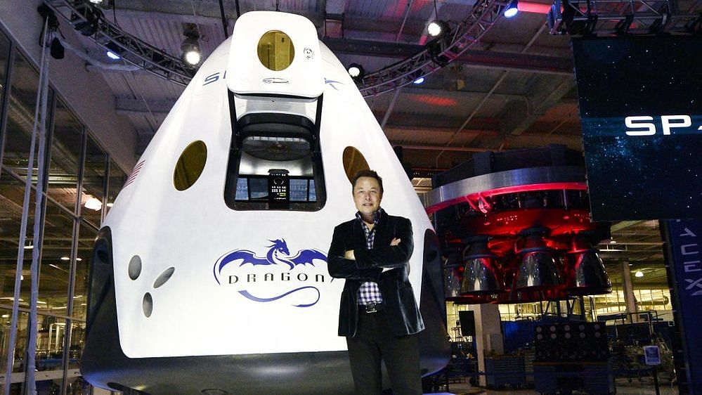Elon Musk to send 1st all-civilian mission to space this year