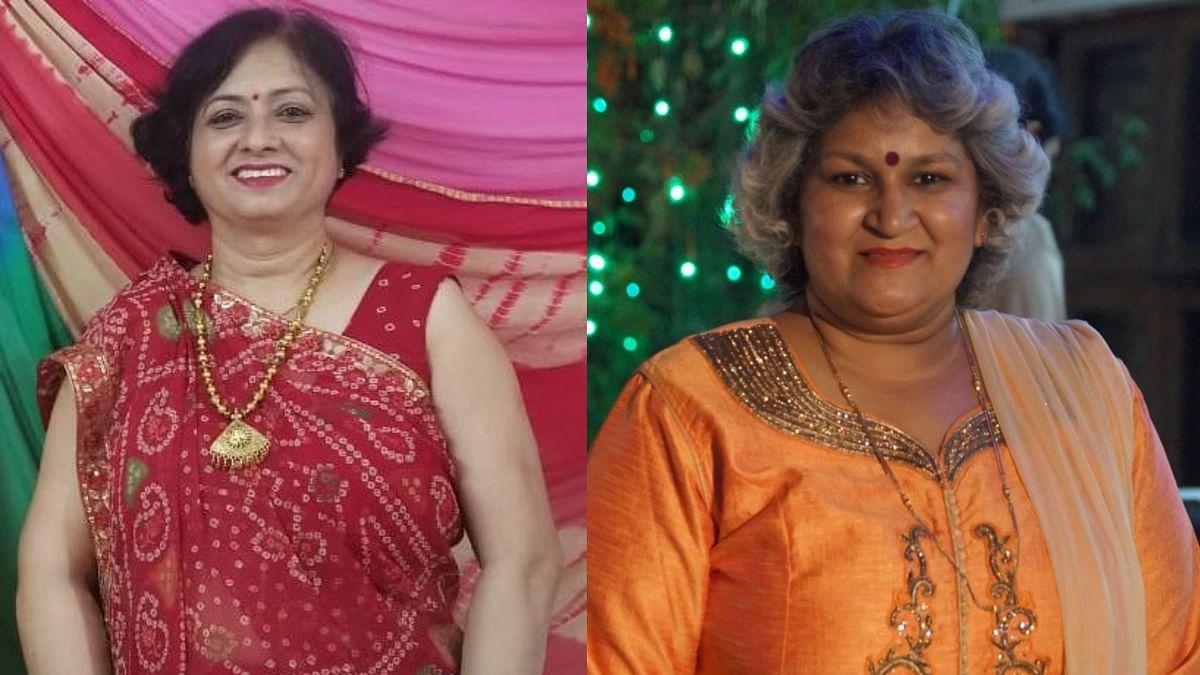 Madhu Gupta (L) and Ruchika Sachdeva (R), two of the cancer survivors that the Free Press Journal spoke to