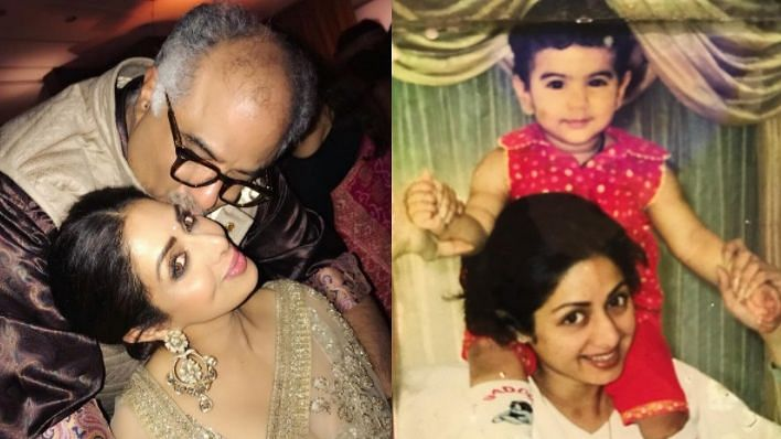 Sridevi death anniversary: The legendary actor's most memorable family moments