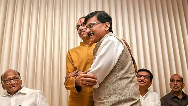 CM Uddhav Thackeray won't come under pressure: Sanjay Raut on demand for minister's ouster
