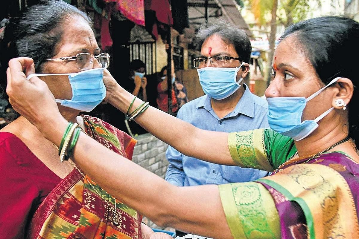 Mumbai: Over 13K people fined in single day for not wearing a mask