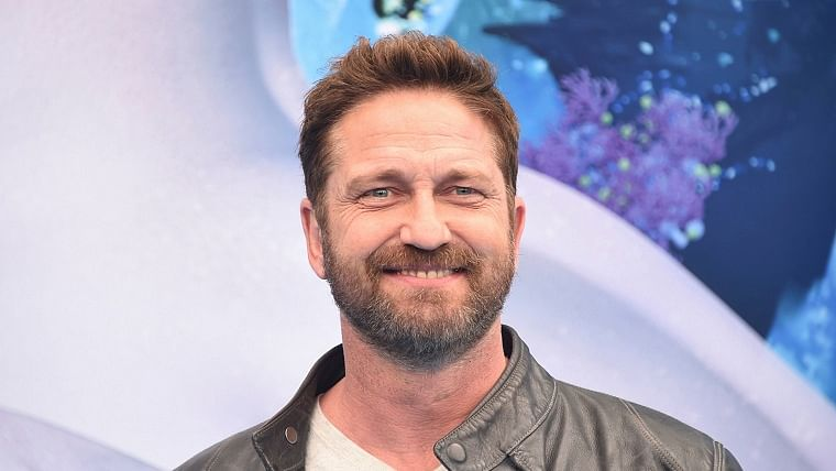 'Want to produce films to have some control,' says actor Gerard Butler