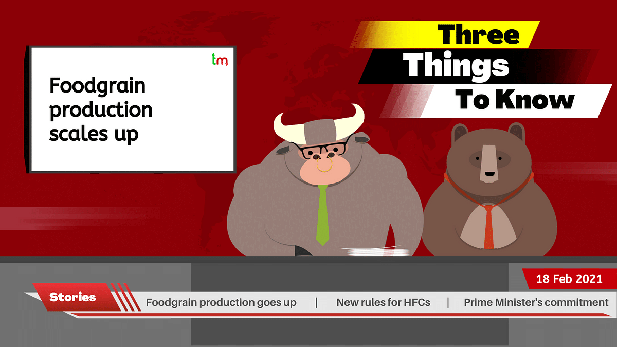 Teji Mandi: Three things investors should know on February 18, 2021