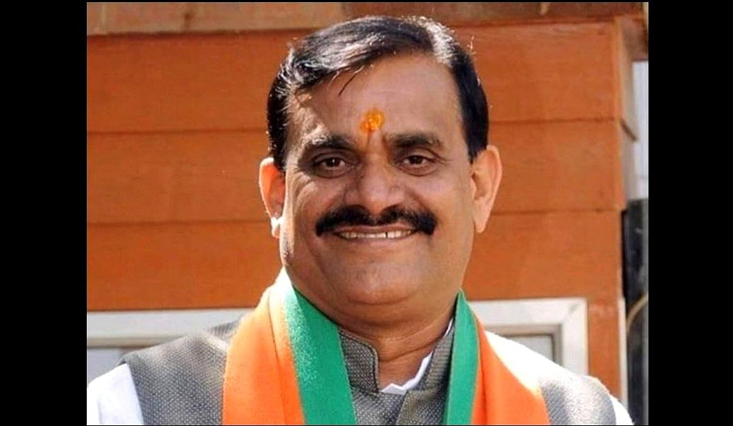BJP's MP chief VD Sharma