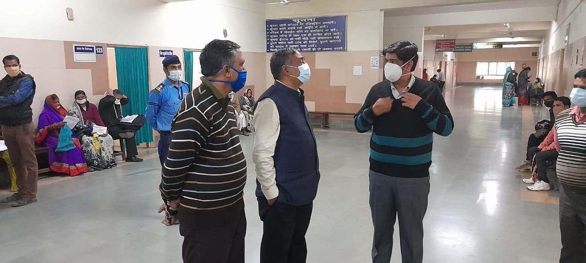 Indore: MGM dean issues show-cause notice to consultants for not reaching OPD on time