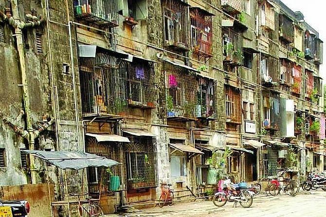 Mumbai: Distressed Patra Chawl tenants to go on indefinite hunger strike