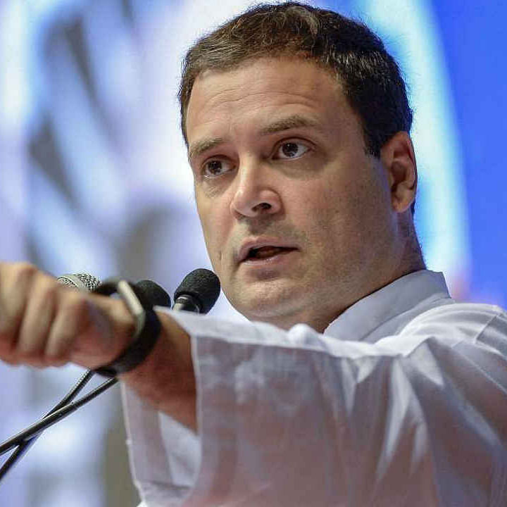 'GOI, this is on you': Rahul Gandhi slams Centre over oxygen shortage, lack of ICU beds
