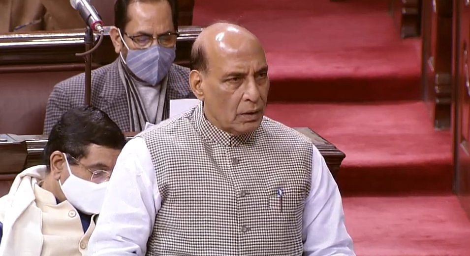 'India has not conceded anything': Top quotes from Rajnath Singh on disengagement in Pangong lake areas