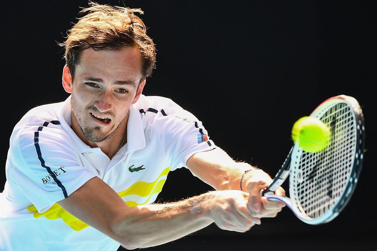 Australian Open: Medvedev in five, finally