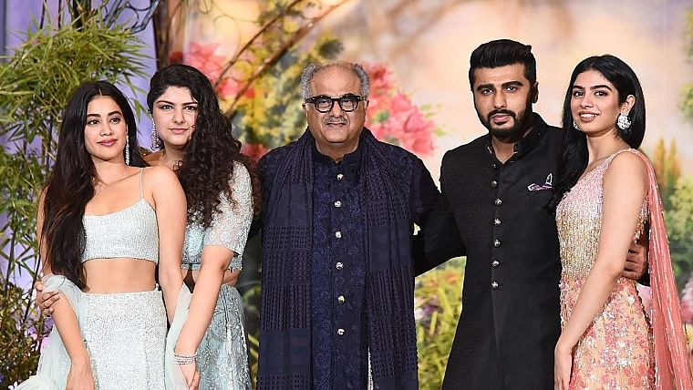 Producer Boney Kapoor talks about embarking on a new journey...as an actor!